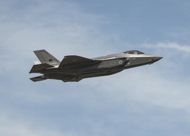 ΗΠΑ: Τέλος τα F35 για την Τουρκία αν πάρει τους S400 από τη Ρωσία