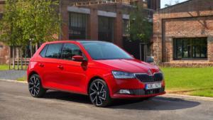 Στις εκθέσεις η ανανεωμένη Škoda Fabia