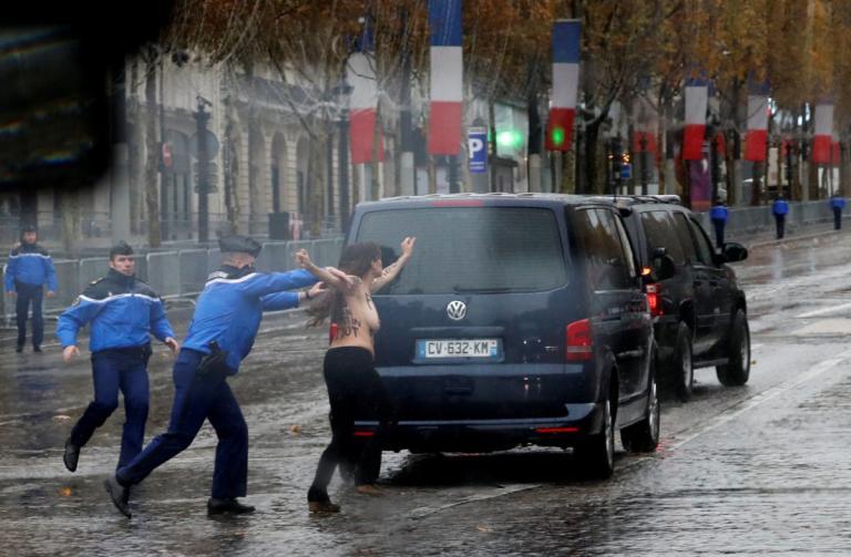 "Femen: 10 χρόνια ""γυμνής"" διαμαρτυρίας και ακτιβισμού! | Newsit.gr"
