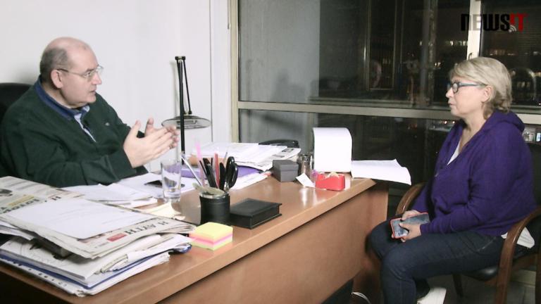 Νίκος Φίλης στο newsit.gr: Παραδίδουμε τους ιερείς στην δεσποτοκρατία και το ταμείο στον Ιερώνυμο | Newsit.gr