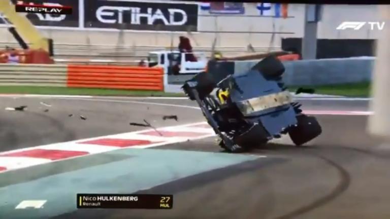 Τρομακτικό ατύχημα στη Formula 1! Νίκη για Χάμιλτον – video   Newsit.gr