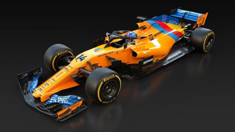 Η McLaren τιμά τον Fernando Alonso στον τελευταίο του αγώνα στην Formula 1 | Newsit.gr