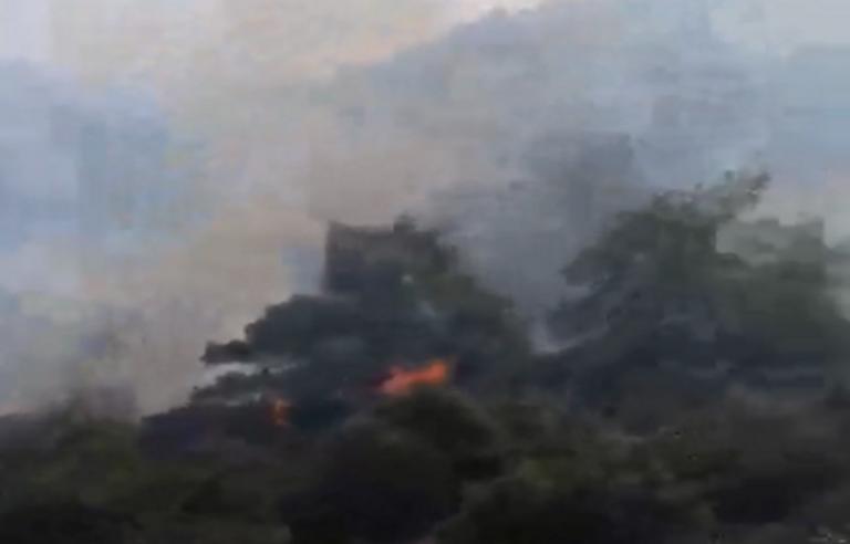 Φωτιές στην Κύπρο: Δύο μέτωπα στη Λεμεσό – Συναγερμός και στην Πάφο | Newsit.gr