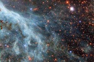 Σπουδαία ανακάλυψη! Τεράστιος γαλαξίας «φάντασμα»… κρυβόταν πίσω από τον δικό μας