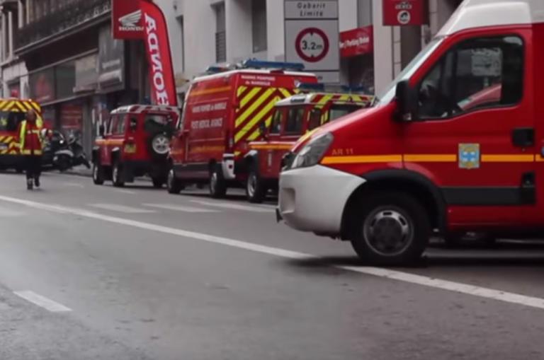 Επτά αγνοούμενοι από την κατάρρευση κτιρίων στο κέντρο της Μασσαλίας   Newsit.gr