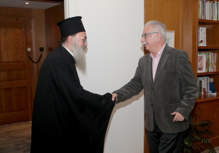 Γαβρόγλου: Στόχος ο εξορθολογισμός των σχέσεων Κράτους – Εκκλησίας | Newsit.gr