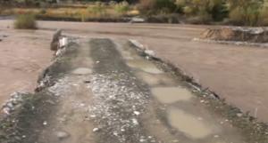 Αιτωλοακαρνανία: Έπεσε η γέφυρα που ένωνε τη Ναυπακτία με το Αγρίνιο – Το πριν και το μετά της καταστροφής – video