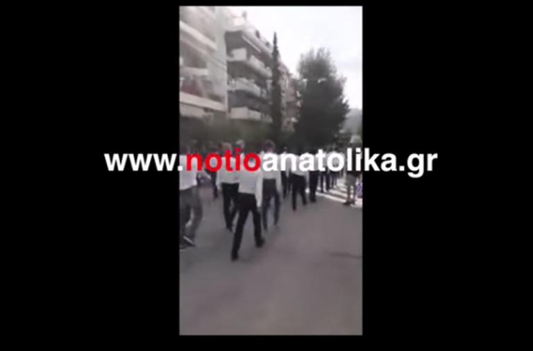 Οι μαθητές του 1ου ΓΕΛ Γέρακα απαντούν για την αποβολή τους [video] | Newsit.gr