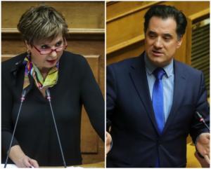 Βουλή: Άγρια κόντρα ΣΥΡΙΖΑ – ΝΔ για Χρυσή Αυγή και καταλήψεις