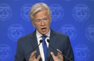 """ΔΝΤ: """"Δεν μπορούμε να επιβάλλουμε πολιτικές στην Ελλάδα""""!"""