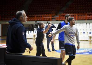 Εθνική Ελλάδας – Σκουρτόπουλος: «Έτοιμοι να κάνουμε ξανά το καθήκον μας»