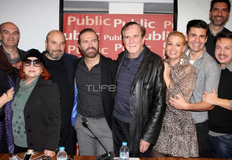 Η Νεράιδα και το Παλικάρι: Ποιος αποκάλυψε ότι ο λόγος που γίνεται η παράσταση είναι η Μαρία Κορινθίου; [pics]