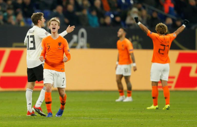 Nations League: «Επική» πρόκριση για την Ολλανδία! Τα αποτελέσματα της βραδιάς – videos