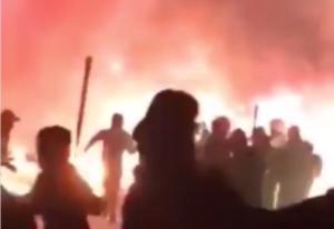 ΑΕΚ- Άγιαξ: Παγκόσμια ξεφτίλα για το ξύλο των οπαδών στην Αθήνα! [vids – pics]