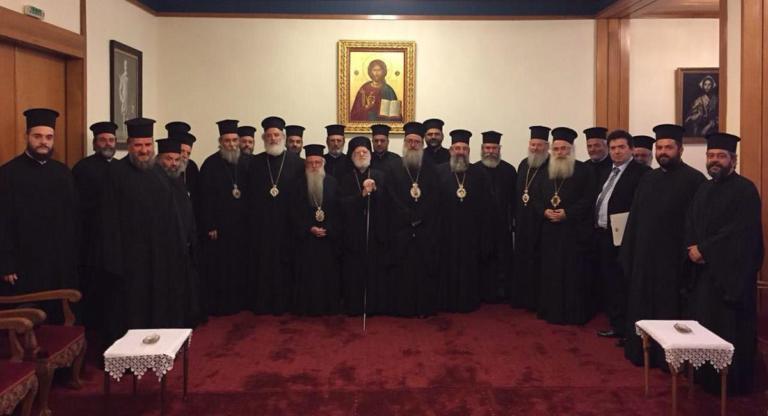 Κρήτη: Κοινό μέτωπο κληρικών για να μην περάσει η «ιερή συμφωνία» | Newsit.gr
