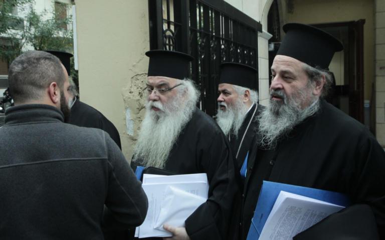 Σύνοδος Ιεραρχίας: Και δεύτερη ηχηρή αποχώρηση Μητροπολίτη | Newsit.gr
