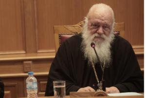 Αρχιεπίσκοπος Ιερώνυμος: Άλλο συμφωνία, άλλο πρόθεση συμφωνίας