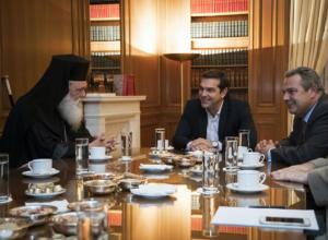 Συμφωνία για τη σχέση Κράτους – Εκκλησίας υπό το… άγρυπνο βλέμμα του Καμμένου!