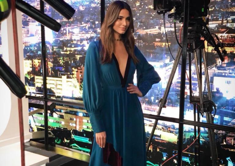 Η Ηλιάνα Παπαγεωργίου αποχαιρετά το Greece's Next Top Model! | Newsit.gr