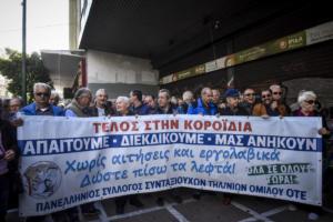 Συλλαλητήρια συνταξιούχων σε Θεσσαλονίκη κι Αθήνα