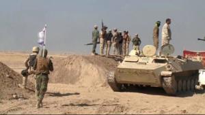 """""""Τελειώνουν"""" τους τζιχαντιστές στο Ιράκ – Εκκαθαρίσεις του στρατού"""
