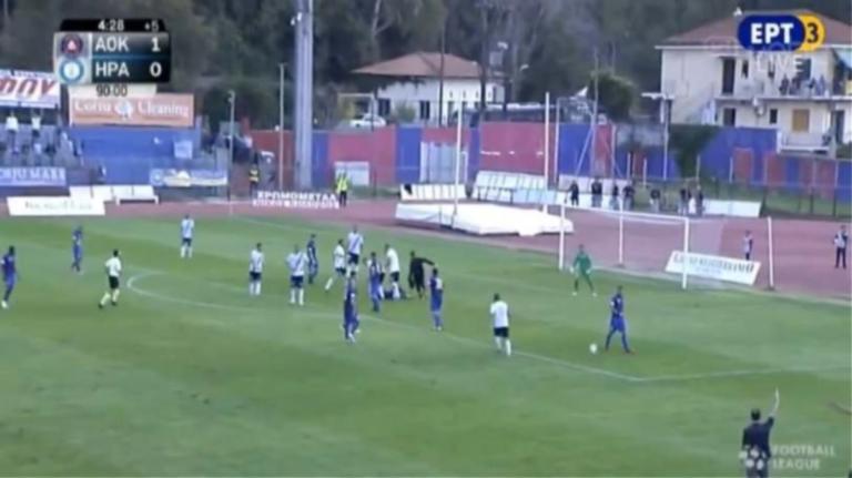 Το είδαμε κι αυτό στην Ελλάδα! Φυσικοθεραπευτής μπήκε στο γήπεδο κι έκοψε επίθεση – video   Newsit.gr