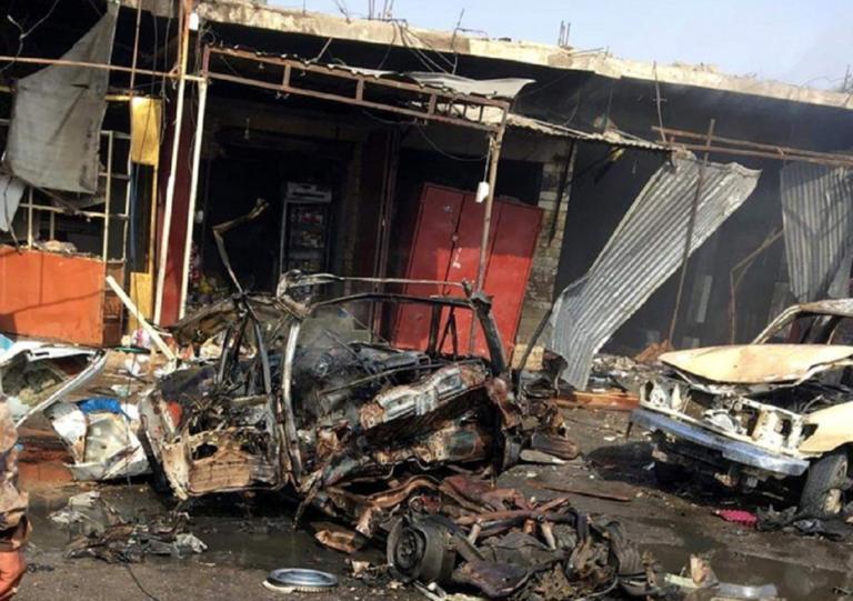 Ιράκ: 13 νεκροί ύστερα από βομβιστική επίθεση στη Μοσούλη! | Newsit.gr