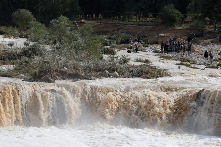 Ιορδανία: 11 οι νεκροί από τις καταρρακτώδεις βροχές   Newsit.gr