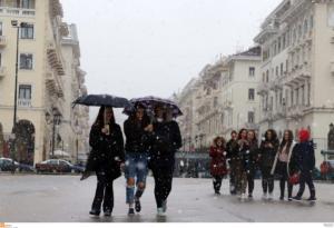Καιρός: Πηνελόπη… σαρώνει τη χώρα με χιόνια!