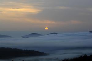 Καιρός: Ομίχλη, βροχές αλλά και θερμοκρασία μέχρι 23 βαθμούς