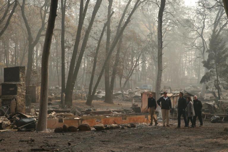 Φωτιές στην Καλιφόρνια: Τραγωδία δίχως τέλος! Αυξάνονται συνεχώς οι νεκροί   Newsit.gr
