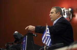 Καμμένος: Θα καταψηφίσουμε την συμφωνία με την ΠΓΔΜ, θα αποσύρουμε τους υπουργούς αλλά… θα στηρίξουμε την κυβέρνηση