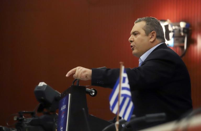 Καμμένος: Θα καταψηφίσουμε την συμφωνία με την ΠΓΔΜ, θα αποσύρουμε τους υπουργούς αλλά… θα στηρίξουμε την κυβέρνηση | Newsit.gr