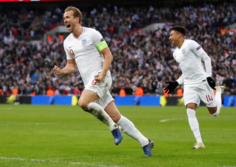 "Nations League: Στο Final-4 η Αγγλία! Ο Κέιν χάρισε την πρόκριση στα ""τρία λιοντάρια"" – video | Newsit.gr"