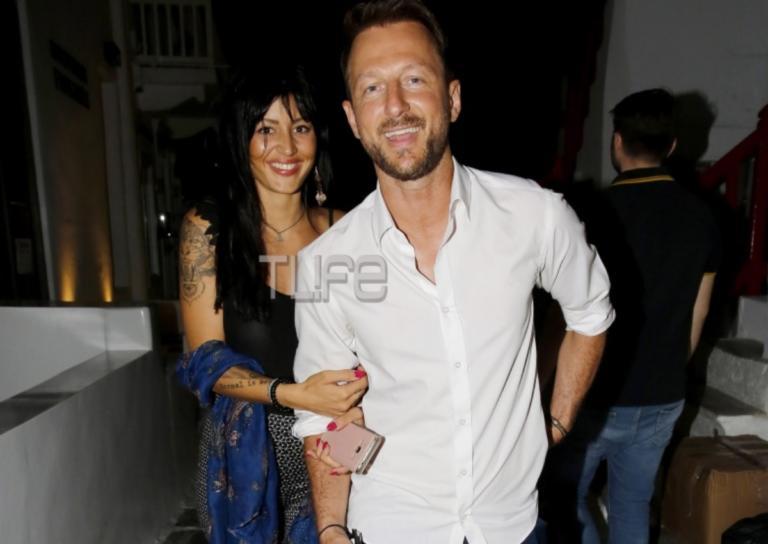 Κώστας Καραφώτης: Χώρισε τελικά με την Άννα Δινέρη; Τι αποκάλυψε ο τραγουδιστής   Newsit.gr