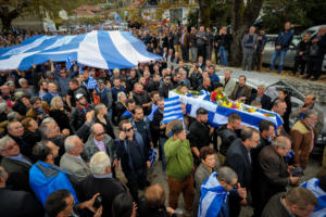 Κωνσταντίνος Κατσίφας: Δώδεκα οι προσαγωγές Ελλήνων από την Αλβανική αστυνομία