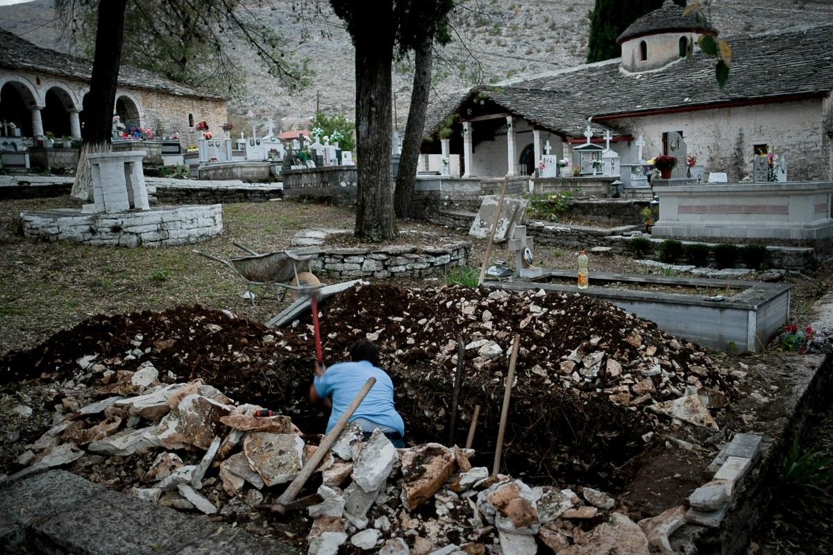 Η τελευταία κατοικία του Κωνσταντίνου Κατσίφα…   Newsit.gr
