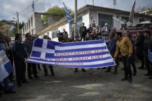 Κωνσταντίνος Κατσίφας: Προσαγωγές Βορειοηπειρωτών μετά την κηδεία