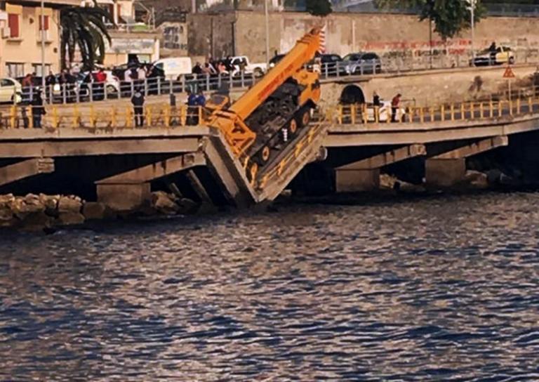 Καβάλα: Μπαλάκι οι ευθύνες για την κατάρρευση της γέφυρας – Τι λένε οι δύο οδηγοί που έζησαν τον εφιάλτη – video | Newsit.gr