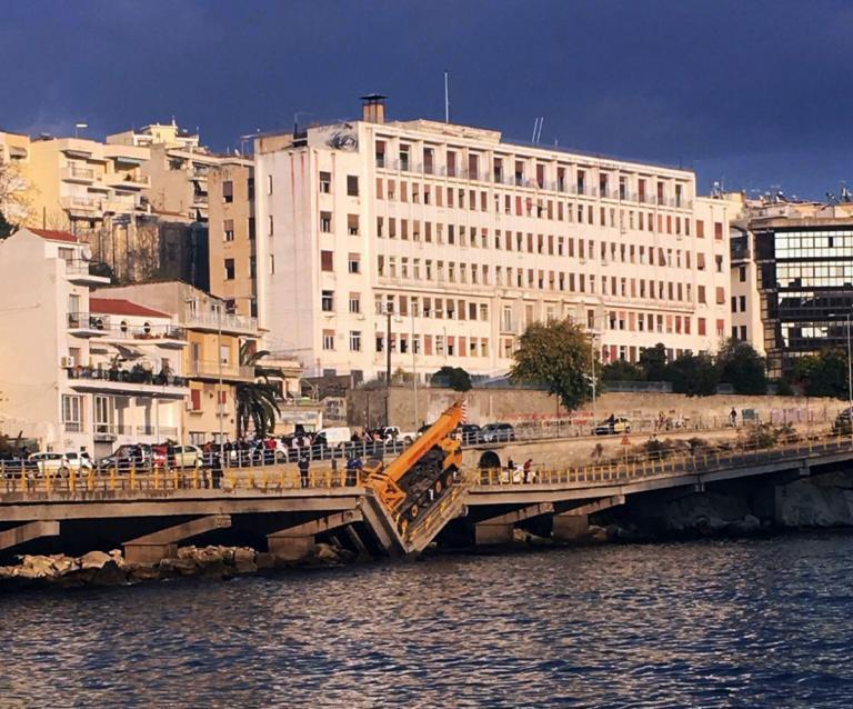 Καβάλα: Αλαλούμ μετά την κατάρρευση της γέφυρας – Η αυτοψία της Κατερίνας Νοτοπούλου και οι εικόνες που δύσκολα θα ξεχαστούν [pics]   Newsit.gr