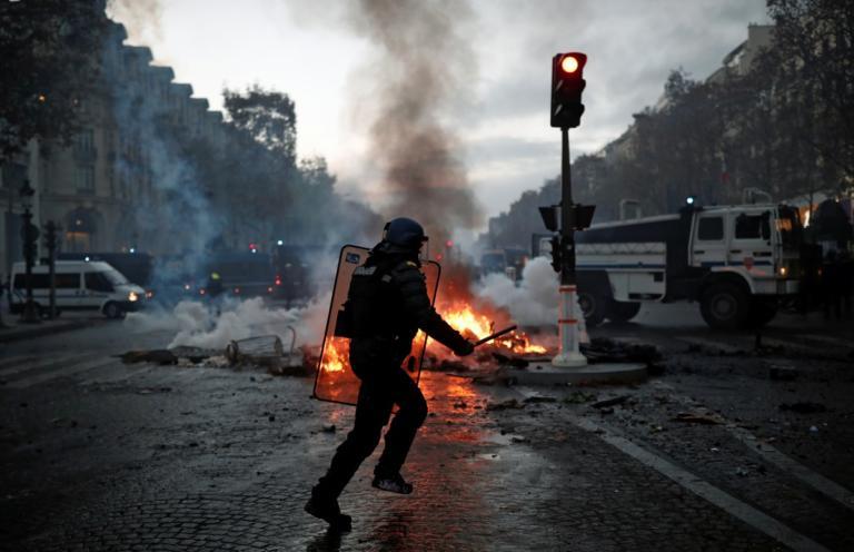 Κίτρινα γιλέκα: Το κίνημα που «έκαψε» τον Μακρόν εξαπλώνεται και στο Βέλγιο!