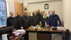 Κληρικοί Ελλάδος: Συναντήσεις με ΚΚΕ και Β. Λεβέντη