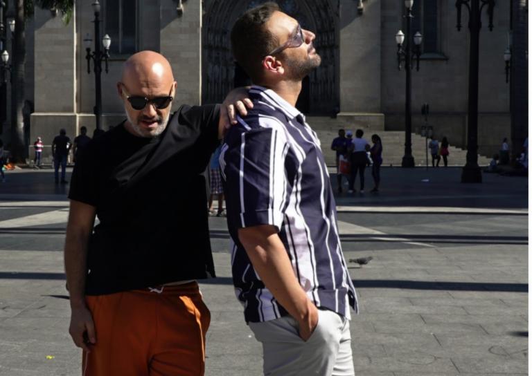 Νίκος Μουτσινάς: Σε ψυχολόγο μαζί με τη Μαρία Σολωμού! | Newsit.gr
