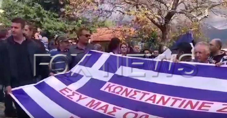 Λεπτό προς λεπτό το τελευταίο αντίο στον Κωνσταντίνο Κατσίφα | Newsit.gr