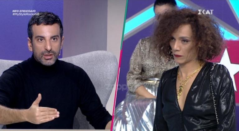 "My Style Rocks: Έξαλλη η Ναντίν ""επιτέθηκε"" στην επιτροπή! Εξοργίστηκε ο Κουδουνάρης… | Newsit.gr"