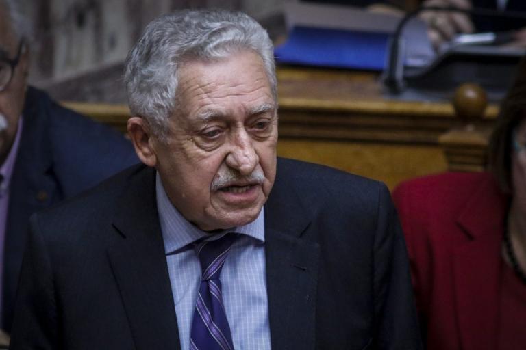 Κουβέλης: Η Συμφωνία των Πρεσπών θα ψηφιστεί και από βουλευτές εκτός ΣΥΡΙΖΑ | Newsit.gr