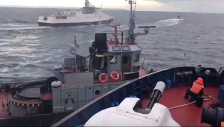 Θρίλερ στην Κριμαία! Πυρ κατά ουκρανικών σκαφών άνοιξε το Ρωσικό ναυτικό! | Newsit.gr