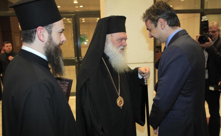 Πηγές ΝΔ: Ο Κυριάκος Μητσοτάκης ουδέποτε είχε ενημέρωση για την συμφωνία Κράτους – Εκκλησίας   Newsit.gr