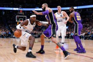 NBA: Συντριβή για Λέικερς! Πολύ κακός ο ΛεΜπρόν – video