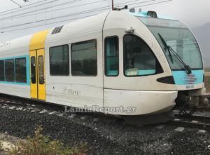 Φθιώτιδα: Ανοιχτή ξανά η σιδηροδρομική γραμμή